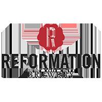 Reformation Brewery i2017 Woodstock Summer Concert Series Sponsor